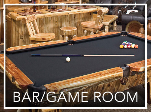Shop Bar/Game Room
